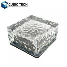 LED 4구 태양광 벽돌 분위기등 (CT-LQL)